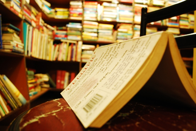 Walking Guide To Bangalore's Bookshops, GPS MyCity
