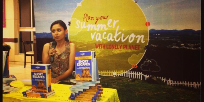 Bangalore launch, Short Escapes from Bengaluru Lonely Planet