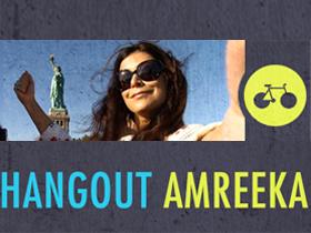 Hangout Amreeka 2014, NDTV Good Times