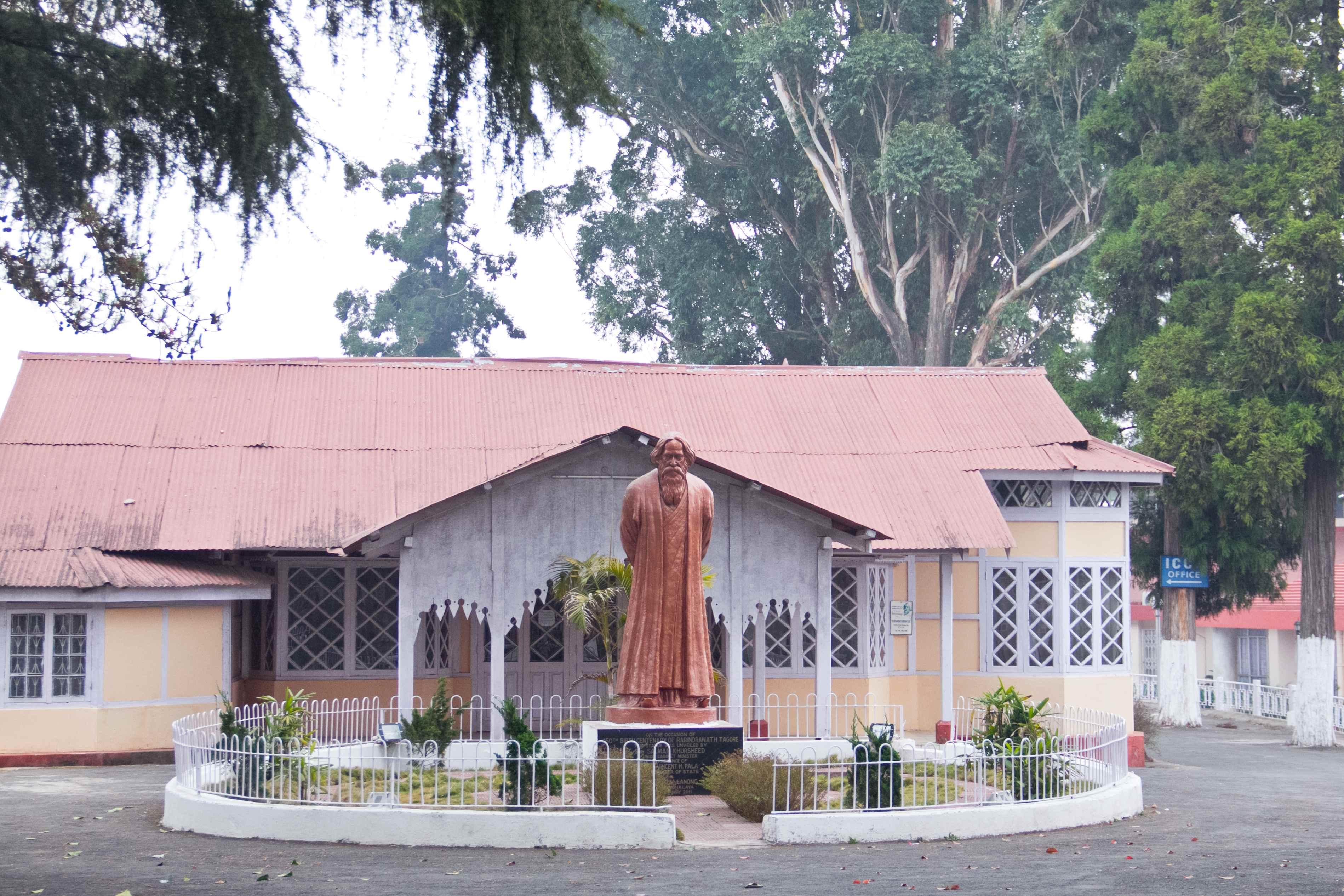 Rabindranath Tagore Art Gallery shillong