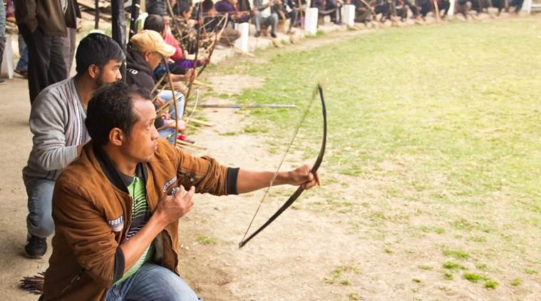 teer daily archery shillong