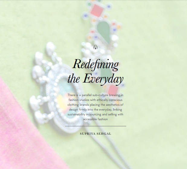 ethnic clothing in india
